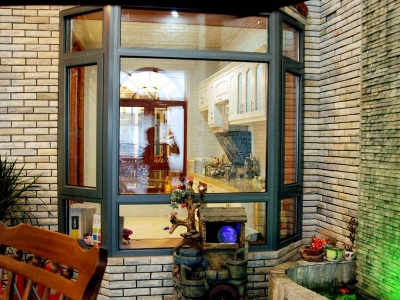 济南系统门窗安装案例