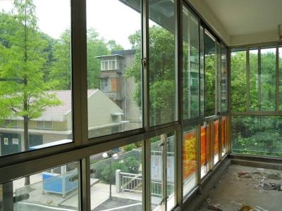 山东历城区门窗安装案例