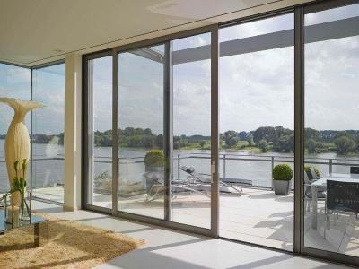 济南天桥区门窗安装案例